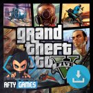 Grand Theft Auto V [GTA 5] - PC Game - Rockstar Social Club Download Code - Global CD Key