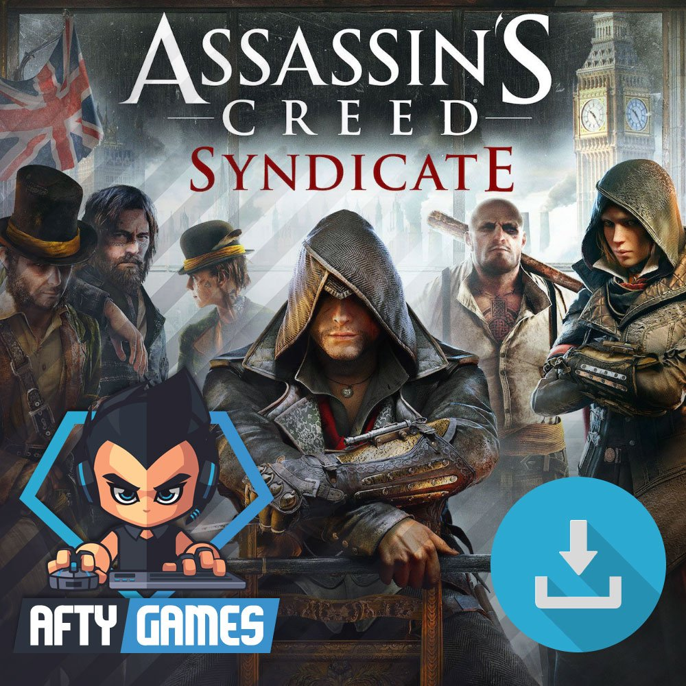 Assassin's Creed Syndicate - PC Game - Uplay Download Code - Global CD Key