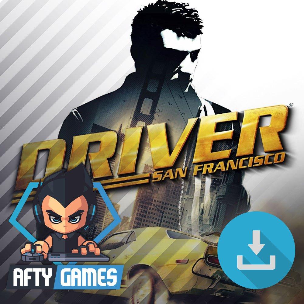Driver San Francisco - PC Game - Uplay Download Code - Global CD Key