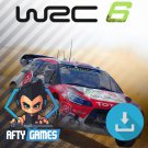 WRC 6 FIA World Rally Championship - PC Game - Steam Download Code - Global CD Key
