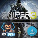 Sniper Ghost Warrior 3 Season Pass Edition - PC Game - Steam Download Code - Global CD Key