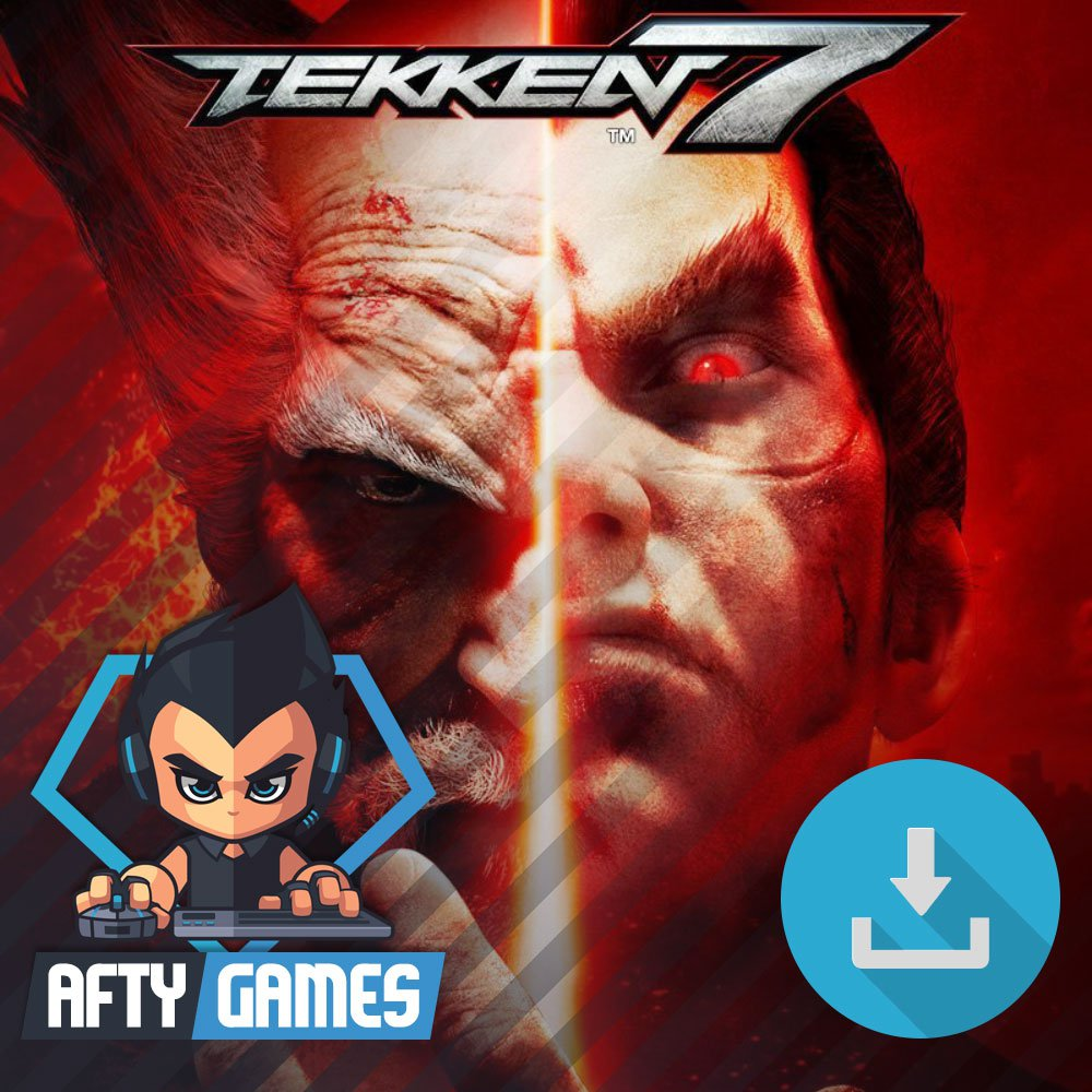 Tekken 7 - PC Game - Steam Download Code - Global CD Key