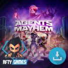 Agents of Mayhem - PC Game - Steam Download Code - Global CD Key