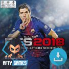 Pro Evolution Soccer (PES) 2018 - PC Game - Steam Download Code - Global CD Key