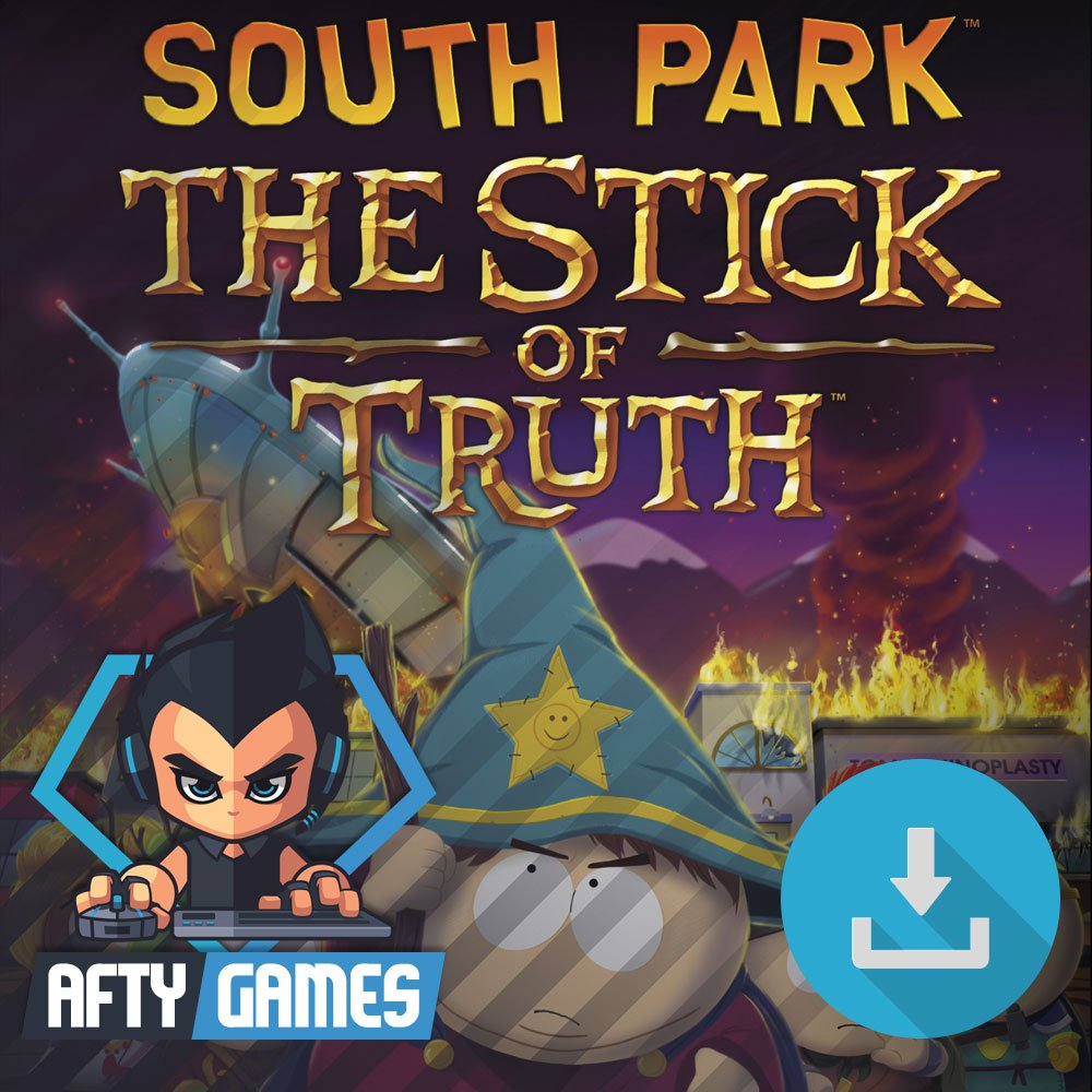 South Park The Stick of Truth - PC Game - Uplay Download Code - Global CD Key