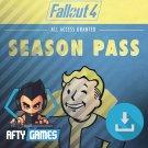 Fallout 4 Season Pass - PC Game - Steam Download Code - Global CD Key