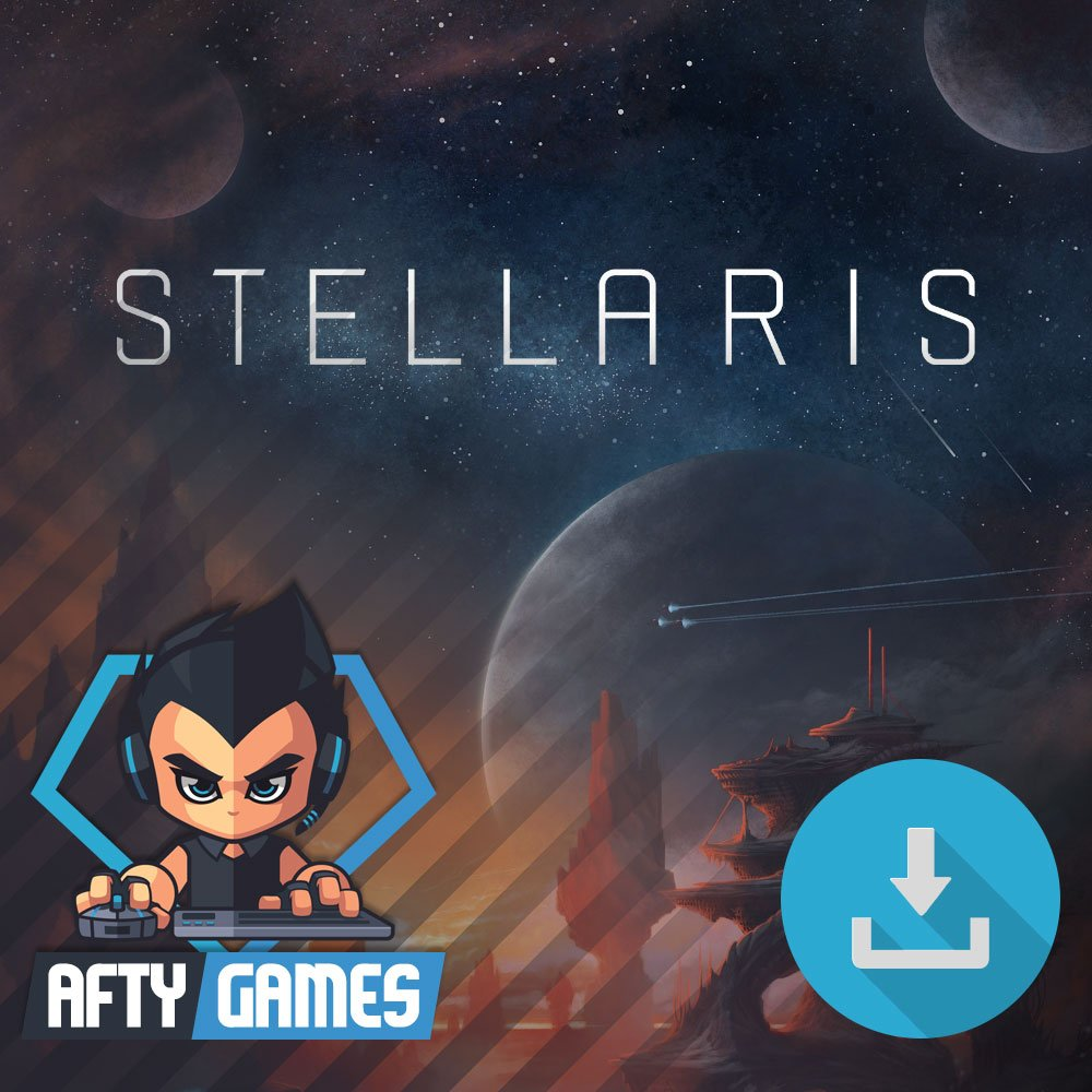 Stellaris - PC & MAC Game - Steam Download Code - Global CD Key