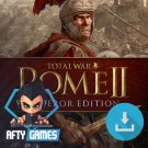 Total War Rome II (2) Emperor Edition - PC & MAC Game - Steam Download Code - Global CD Key