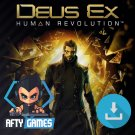 Deus Ex Human Revolution - PC Game - Steam Download Code - Global CD Key