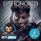 Dishonored Death of the Outsider - PC Game - Steam Download Code - Global CD Key