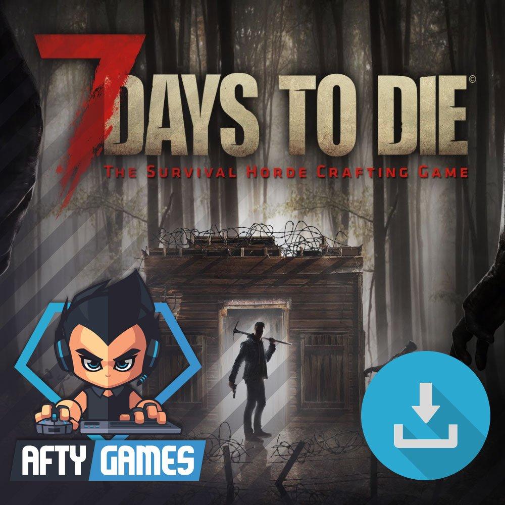 7 Days to Die - PC & MAC Game - Steam Download Code - Global CD Key