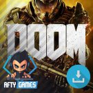 Doom - PC Game - Steam Download Code - Global CD Key - 2016