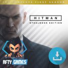 Hitman The Complete First Season - PC Game - Steam Download Code - Global CD Key