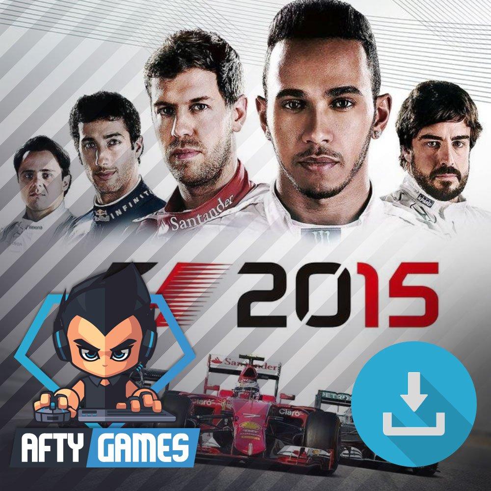 F1 2015 - PC Game - Steam Download Code - Global CD Key - Formula 1