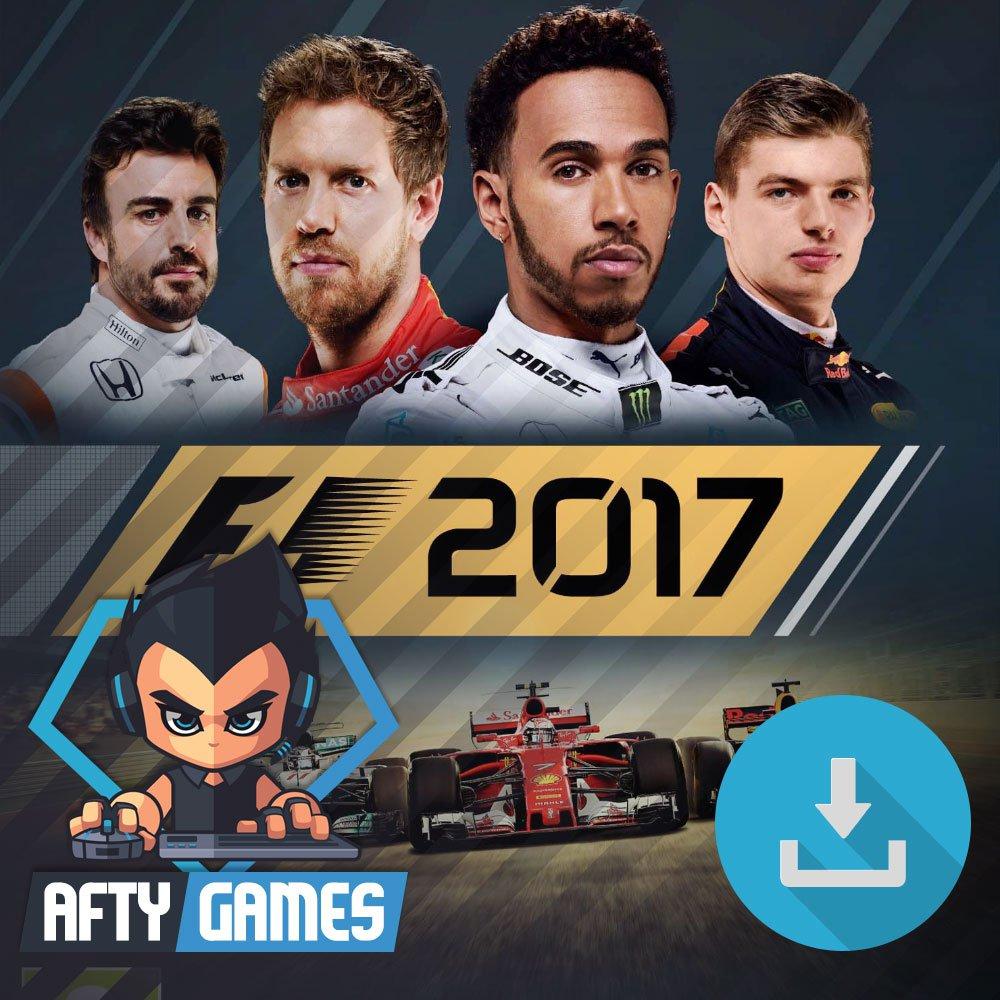 F1 2017 - PC Game - Steam Download Code - Global CD Key - Formula 1