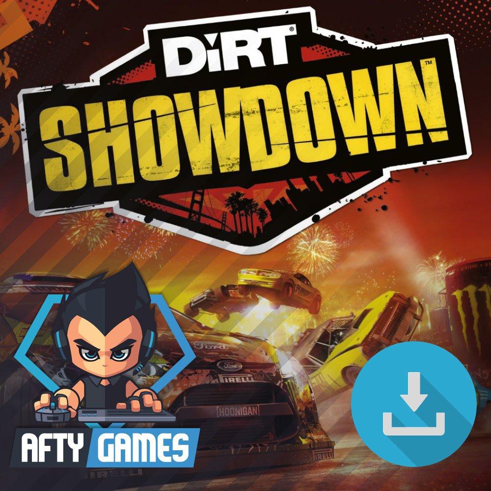 DiRT Showdown - PC Game - Steam Download Code - Global CD Key