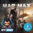 Mad Max - PC Game - Steam Download Code - Global CD Key