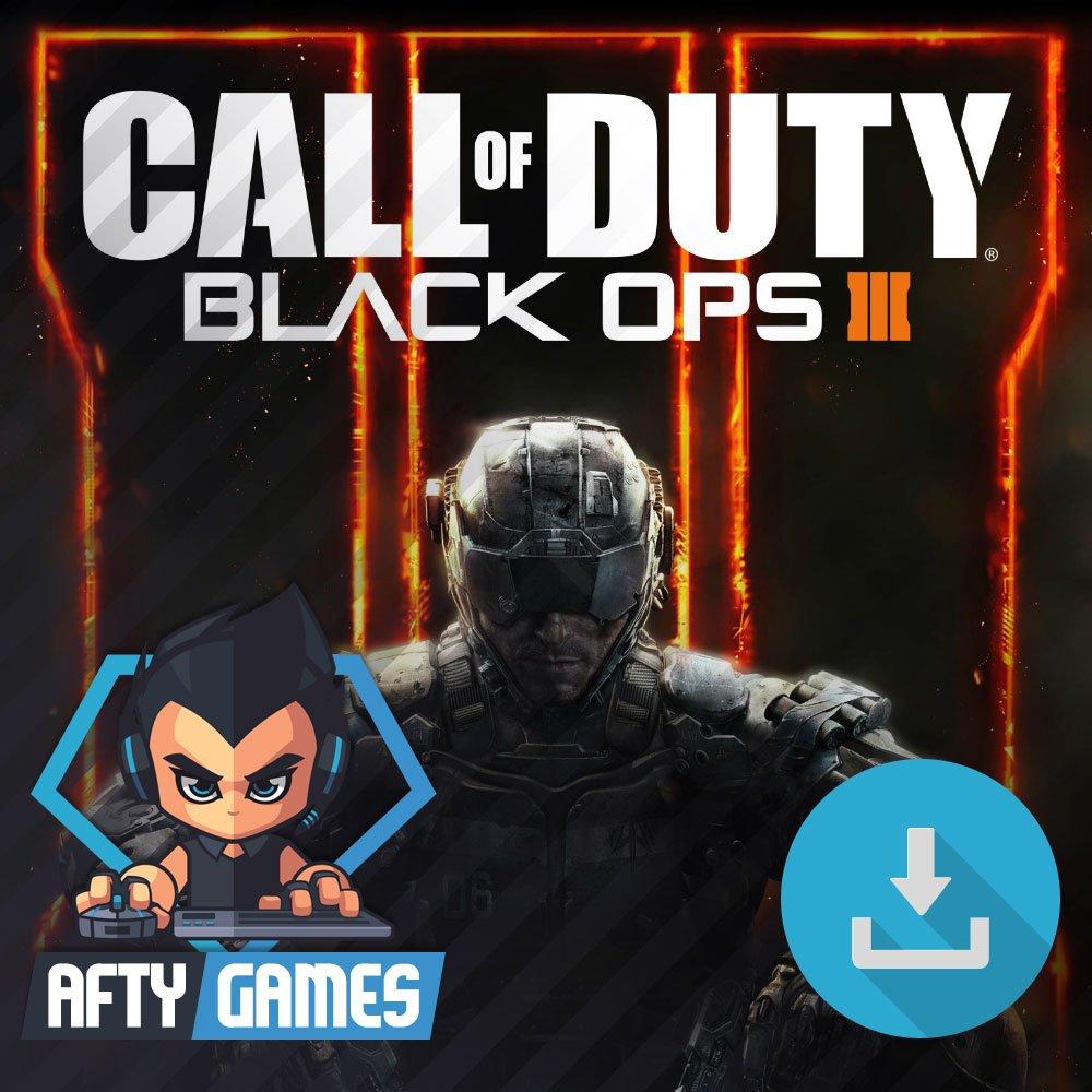Call of Duty Black Ops III (3) - PC Game - Steam Download Code - Global CD Key