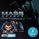 Mass Effect Trilogy - PC Game - Origin Download Code - Global CD Key