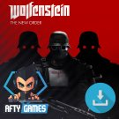 Wolfenstein The New Order - PC Game - Steam Download Code - Global CD Key