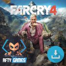 Far Cry 4 - PC Game - Uplay Download Code - Global CD Key