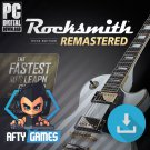Rocksmith 2014 Remastered - PC & MAC Game - Steam Download Code - Global CD Key
