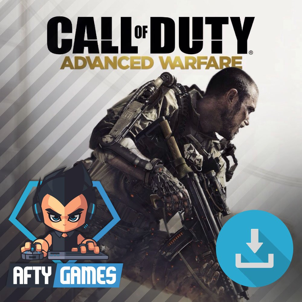 Call of Duty Advanced Warfare - PC Game - Steam Download Code - Global CD Key