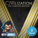 Civilization V (5) Complete Edition - PC Game - Steam Download Code - Global CD Key