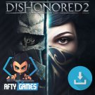 Dishonored 2 - PC Game - Steam Download Code - Global CD Key