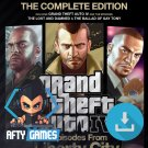 Grand Theft Auto IV Complete Edition [GTA 4] - PC Game - Steam Download Code - Global CD Key