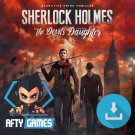 Sherlock Holmes The Devil's Daughter - PC Game - Steam Download Code - Global CD Key