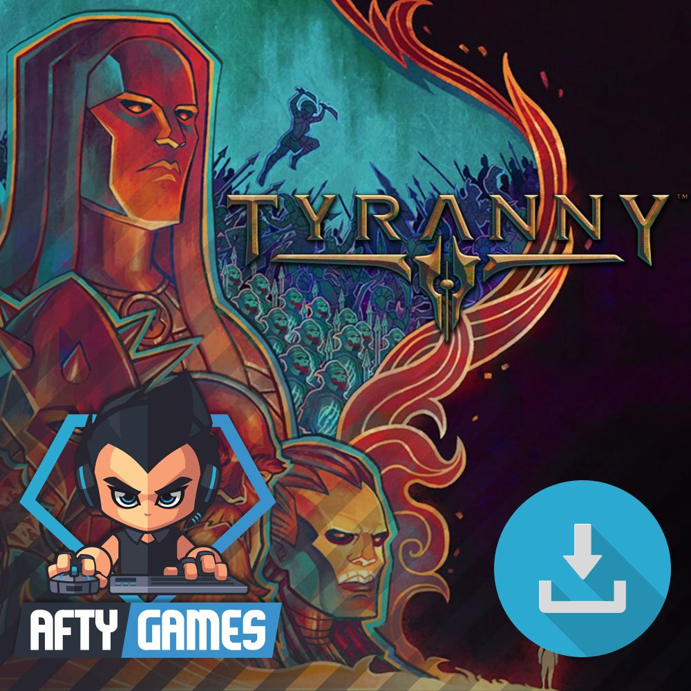 Tyranny Commander Edition - PC & MAC Game - Steam Download Code - Global CD Key