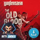 Wolfenstein The Old Blood - PC Game - Steam Download Code - Global CD Key
