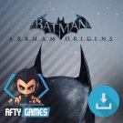 Batman Arkham Origins - PC Game - Steam Download Code - Global CD Key