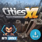Cities XL Platinum - PC Game - Steam Download Code - Global CD Key