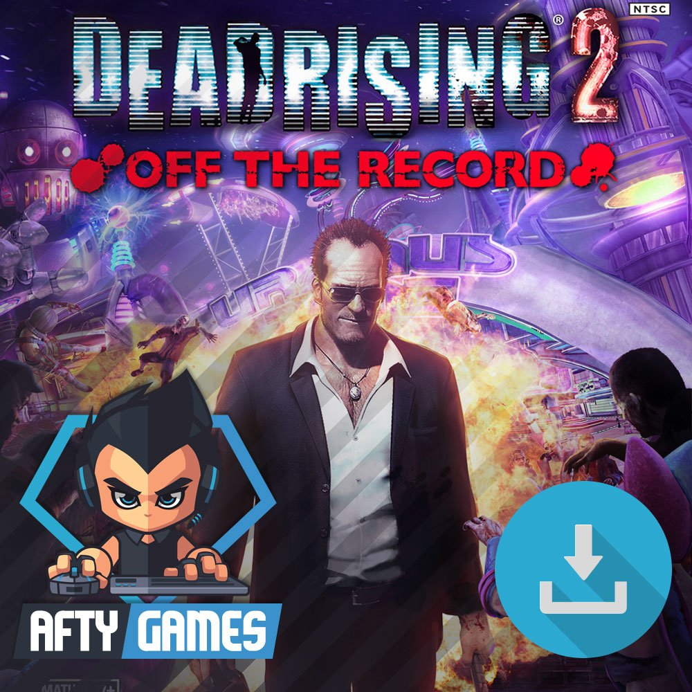Dead Rising 2 Off the Record - PC Game - Steam Download Code - Global CD Key