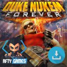 Duke Nukem Forever - PC & MAC Game - Steam Download Code - Global CD Key