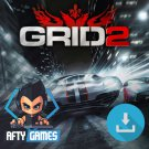GRID 2 - PC Game - Steam Download Code - Global CD Key