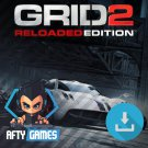 GRID 2 Reloaded Edition - PC Game - Steam Download Code - Global CD Key