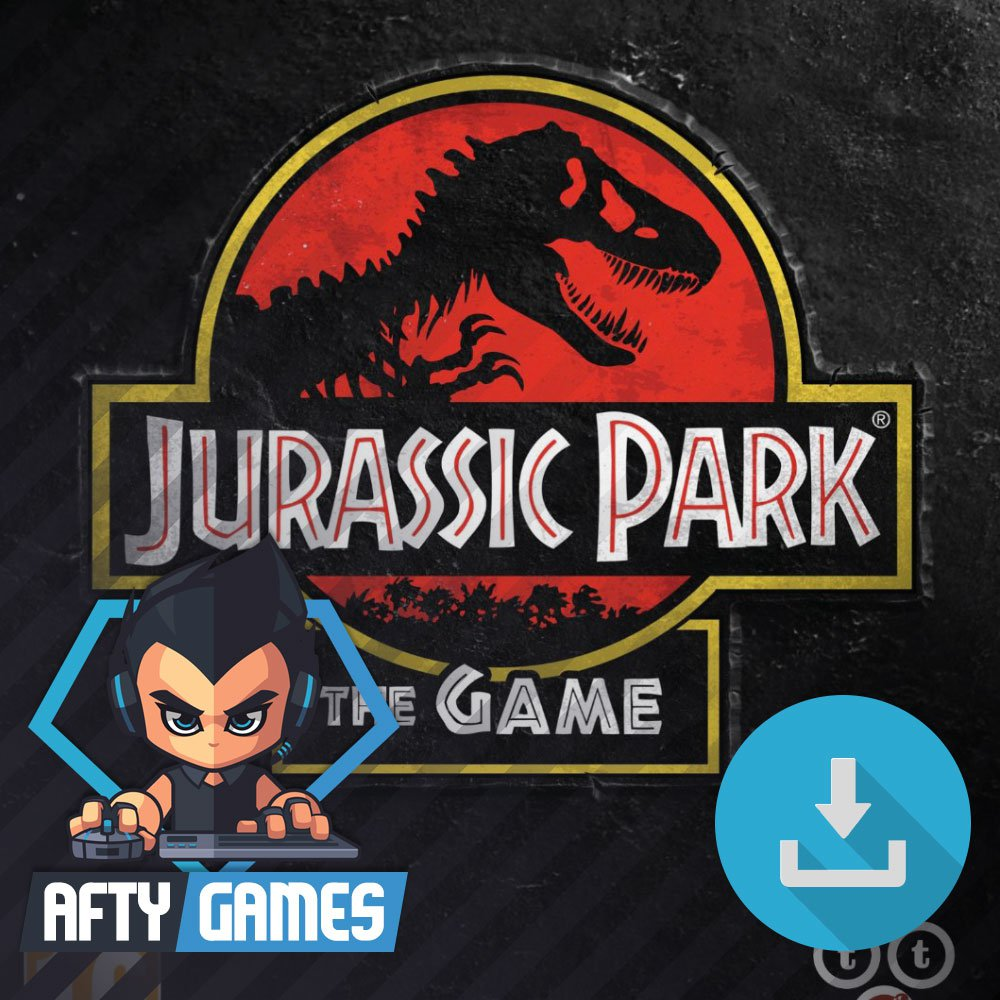 Jurassic Park The Game - PC & MAC Game - Steam Download Code - Global CD Key