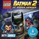 LEGO Batman 2 DC Super Heroes - PC Game - Steam Download Code - Global CD Key