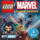 LEGO Marvel Superheroes - PC & MAC Game - Steam Download Code - Global CD Key