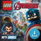 LEGO Marvel's Avengers - PC & MAC Game - Steam Download Code - Global CD Key