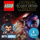 LEGO Star Wars The Force Awakens - PC Game - Steam Download Code - Global CD Key