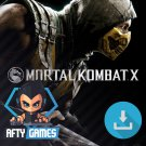 Mortal Kombat X - PC Game - Steam Download Code - Global CD Key