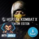 Mortal Kombat X Premium Edition - PC Game - Steam Download Code - Global CD Key