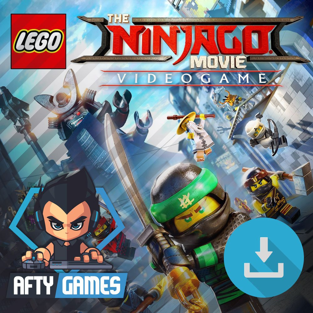 The LEGO Ninjago Movie Video Game - PC Game - Steam Download Code - Global CD Key