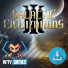 Galactic Civilizations III (3) - PC Game - Steam Download Code - Global CD Key