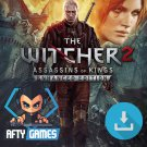 The Witcher 2 Enhanced Edition - PC Game - GOG Download Code - Global CD Key