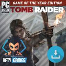 Tomb Raider Game of the Year (GOTY Edition) - PC Game - Steam Download Code - Global CD Key